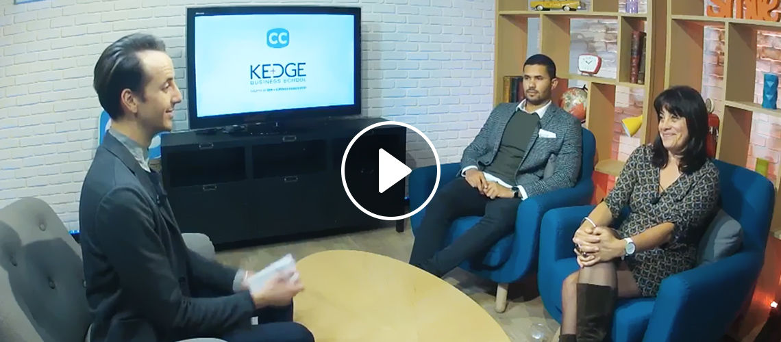 A global vision of transport & logistics - KEDGE