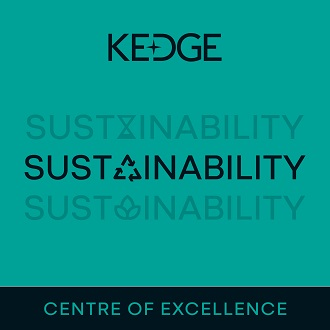 Centre of excellence for Sustainability-KEDGE BS