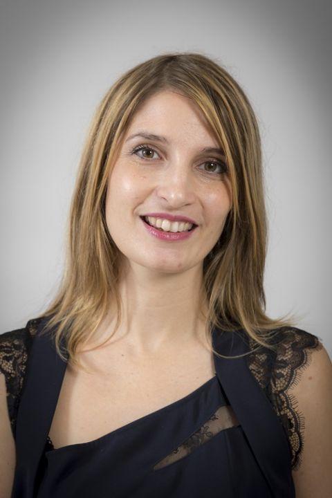 Assistant professor Olivia Petit