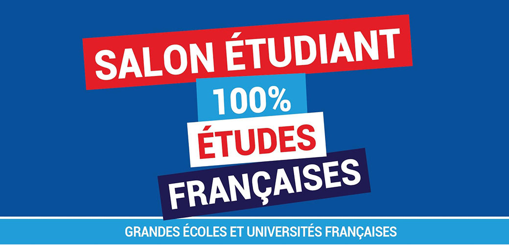 Campus France salon 100% études en France, Maurice - KEDGE