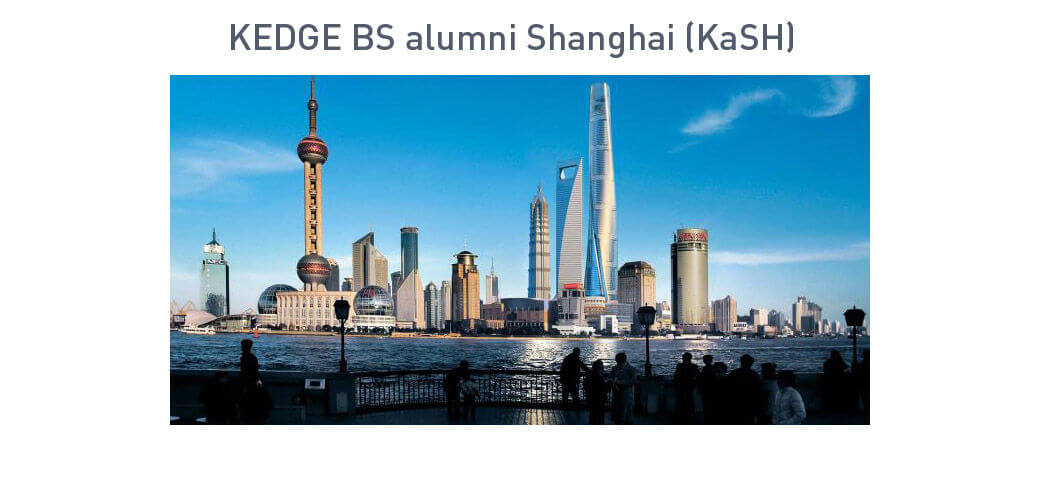 KEDGE Alumni, a powerful professional network in China - KEDGE