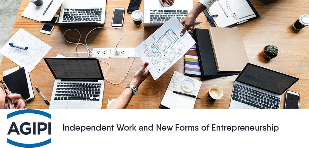 Independent Work and New Forms of Entrepreneurship - KEDGE