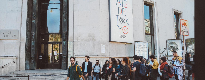Back to MSc Arts & Creative Industries Management: Paris, scene of an immersive pedagogy - KEDGE