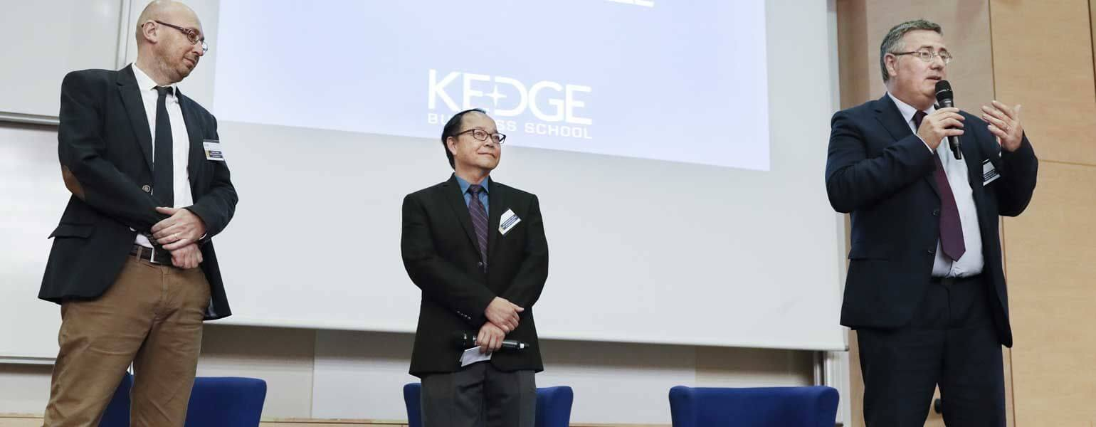 """Prof. Christopher S. Tang received KEDGE Business School's """"20 Years on"""" Research Prize - KEDGE"""