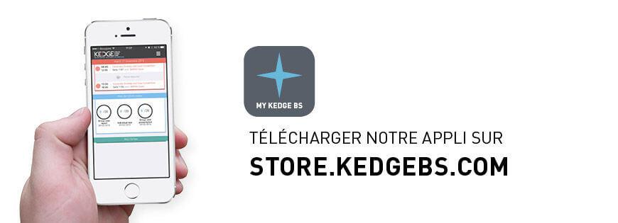 Kedge Business School goes mobile! - KEDGE