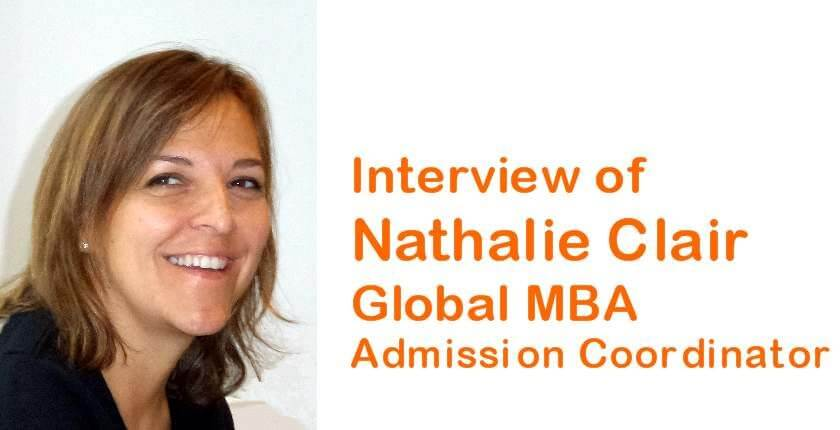Admissions: tell it like it is! Specialist interview with Nathalie Clair - KEDGE