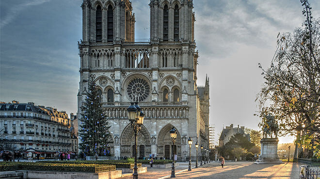 Notre-Dame de Paris: From searing emotion to the future rebirth of a World Heritage Site - KEDGE