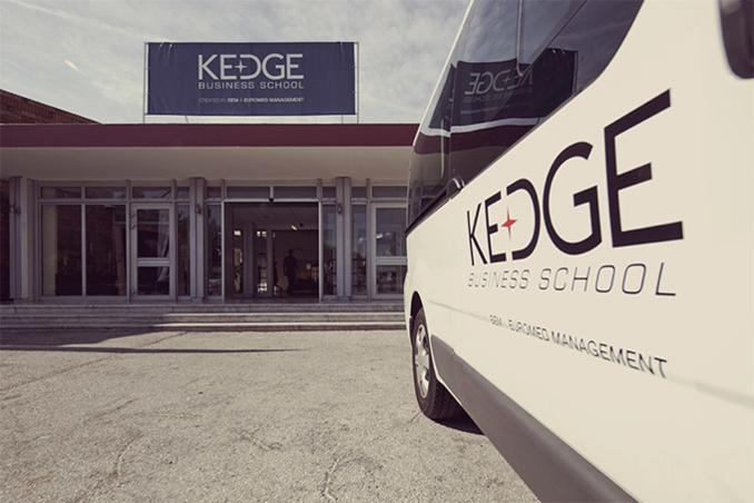 Prepare my studies abroad - KEDGE